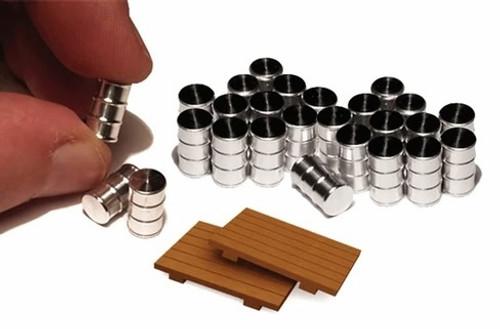 24 Oil Drums Kit