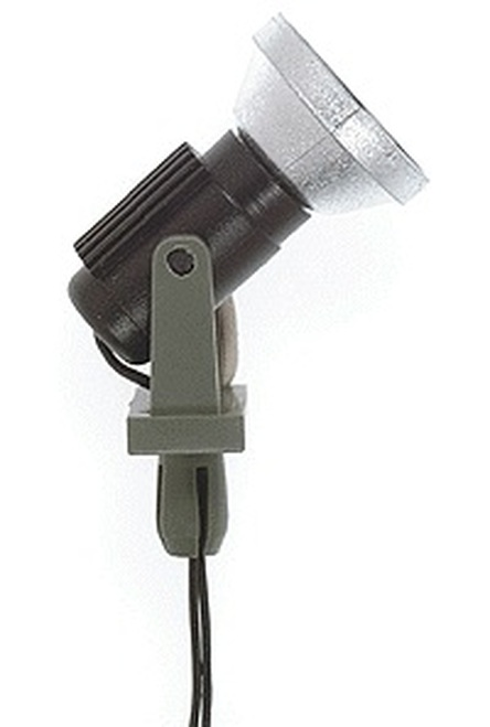 Miniatronics HO 72-028-01 Lamppost Accessory Parts, Outdoor Spot Light