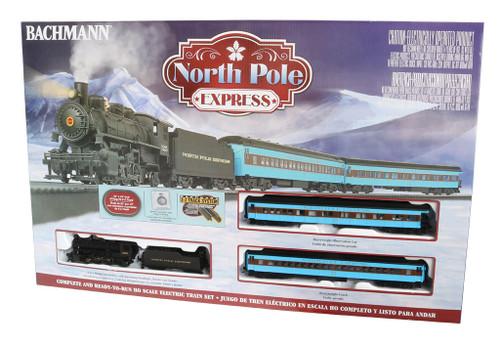 Bachmann HO 00751 North Pole Express Set, Christmas