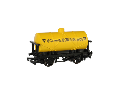 Bachmann HO 77008 Tank Car, Sodor Diesel