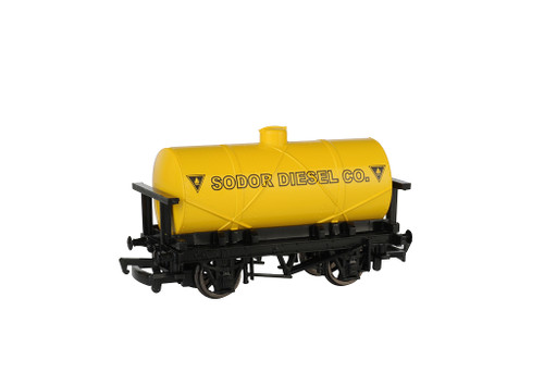 Tank Car, Sodor Diesel, Thomas and Friends