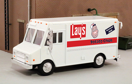 American Heritage Models O 48058 Delivery Step Van, Lays Potato Chips