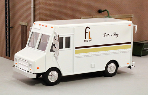American Heritage Models O 48085 Delivery Step Van, Frito Lay