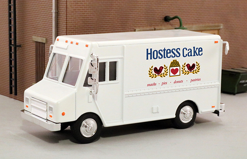 American Heritage Models O 48086 Delivery Step Van, Hostess