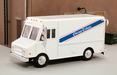 American Heritage Models O 48095 Delivery Step Van, Chicago Tribune