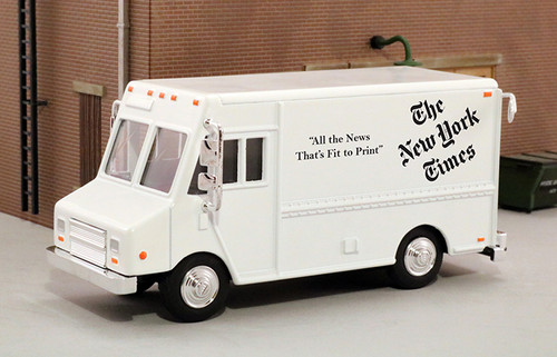 American Heritage Models O 48100 Delivery Step Van, The New York Times