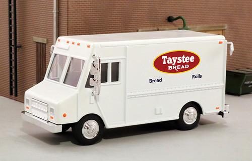 American Heritage Models O 48018 Delivery Step Van, Taystee Bread