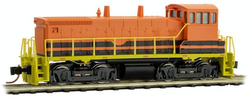 Micro-Trains N 98600160 SW1500 Diesel Switcher Locomotive, Genesee and Wyoming