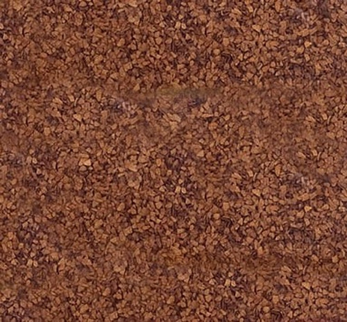 Walthers SceneMaster HO 949-1209 Leaves Ground Cover, Reddish Brown