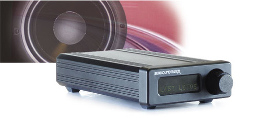 SoundTraxx 840001 SurroundTraxx DSP-80 Multi-Train Sound System for DCC
