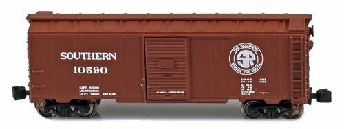 American Z Line Z 904312-1 1937 40' AAR Box Car, Southern #10590