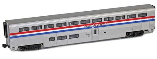 American Z Line Z 72001-2 Superliner I Coach, Amtrak (Phase III) #34075