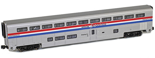 American Z Line Z 72002-2 Superliner I Sleeper, Amtrak (Phase III) #32063