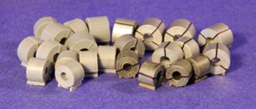Fine N Scale 565 Steel Coils (24)