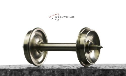 """Arrowhead Models HO 1029 36"""" The Definitive HO Scale Wheelset (Pack of 24)"""