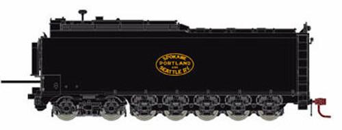 Athearn Genesis HO G15992 Z8 Oil Tender, Spokane Portland and Seattle
