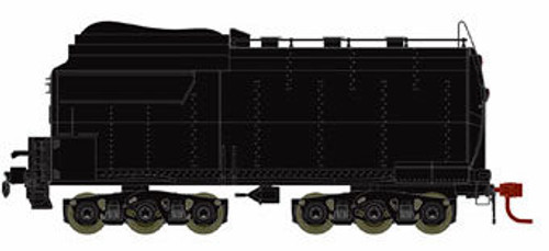 Athearn Genesis HO G15995 Early Challenger Coal Tender, Unlettered