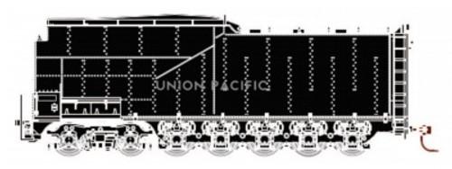 Athearn Genesis HO G15997 Centipede Oil Tender, Union Pacific