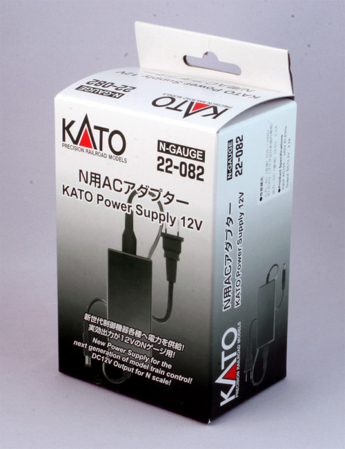 Kato 22082 Power Supply, 12 Volt