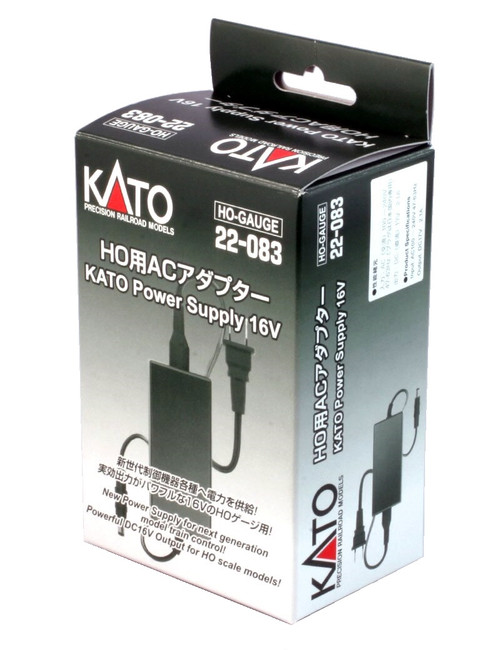 Kato 22083 Power Supply, 16 Volt