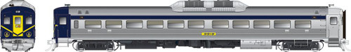Rapido HO 16604 RDC-1 Phase Ib, Baltimore and Ohio (Ex-ATSF) #9918 (DCC and Sound Equipped)
