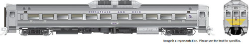 Rapido HO 16623 RDC-1 Phase Ib, Chesapeake and Ohio #9062 (DCC and Sound Equipped)