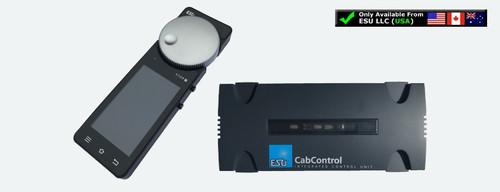 ESU 50310 Cab Control DCC System with WiFi Throttle 7A Set with Power Supply (110V-240VA, USA, Output 15-21V)