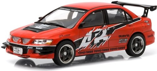Greenlight Collectibles O 86213 Sean's 2006 Mitsubishi Lancer Evolution IX (1:43)