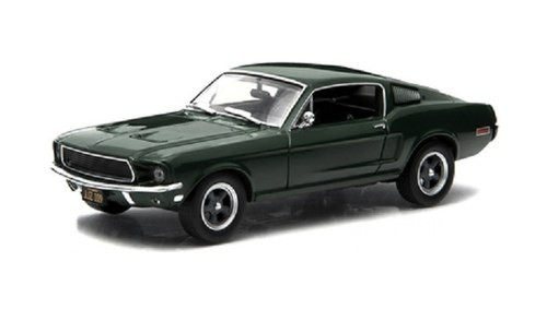 Greenlight Collectibles O 86431 Bullitt 1968 Ford Mustang Fastback