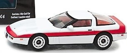 Greenlight Collectibles O 86517 1984 Chevrolet Corvette C4, The A Team 1983 (1:43)