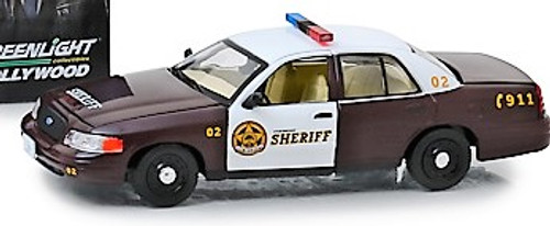Greenlight Collectibles O 86525 Sheriff Graham's 2005 Ford Crown Victoria Police Interceptor, Once Upon a Time