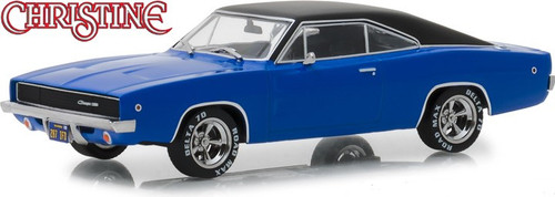 Greenlight Collectibles O 86531 1968 Dodge Charger, Christine