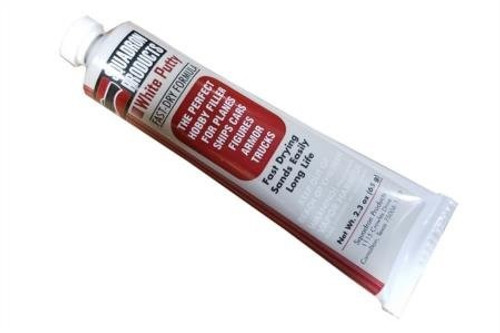 Squadron 20200C White Putty, 2.3 Oz. (Carded)