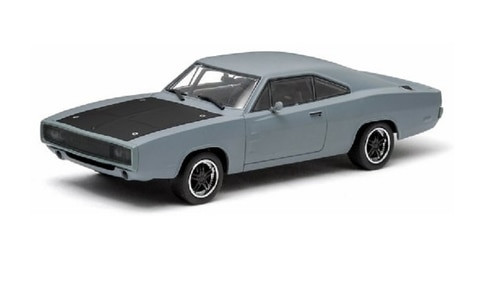 Greenlight Collectibles O 86217 Dom's 1970 Dodge Charger, Fast and Furious 2009