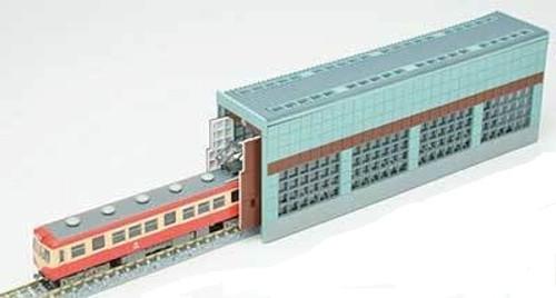 Tomix (TomyTec) N 289685 Modern Single-Stall Engine House Kit