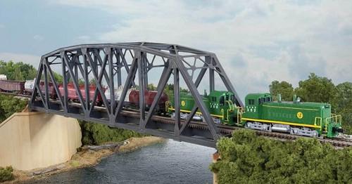 Walthers Cornerstone N 933-3870 Single-Track Arched Pratt Truss Bridge Kit