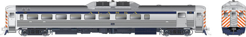 Rapido HO 16601 Budd Rail Diesel Car RDC-2, Alaska Railroad #711 (DC/DCC/Sound Equipped)