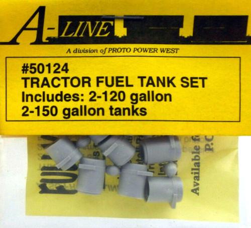 A-Line HO 50124 Tractor Fuel Tank Set