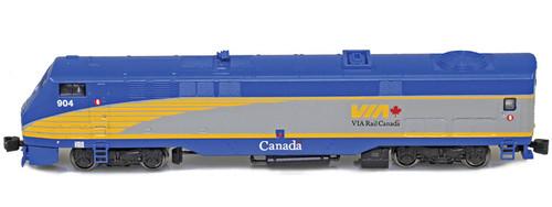 American Z Line Z 63504-2 GE P42 Genesis Diesel Engine, VIA #905 (Blue)