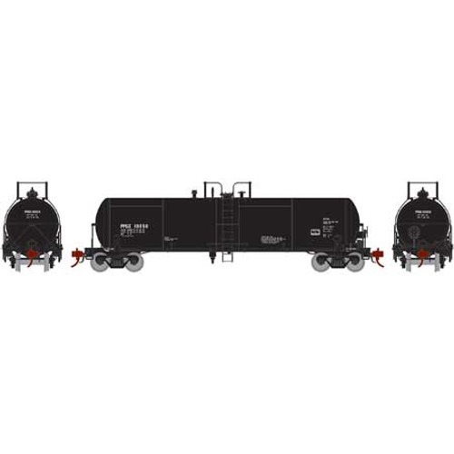 Athearn Genesis HO G40117 20,000 Gallon Acid Tank Car, PPGX #10850
