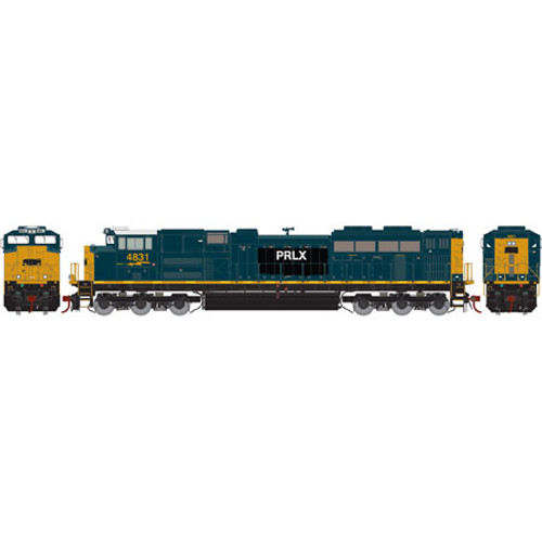 Athearn Genesis HO G89840 SD70ACe, PRLX #4831 (DCC and Sound Equipped)