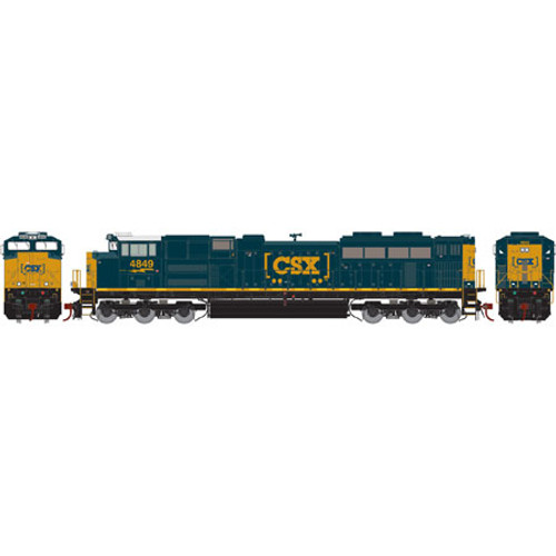 Athearn Genesis HO G89843 SD70ACe, CSXT #4849 (DCC and Sound Equipped)