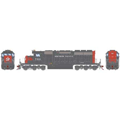Athearn HO 86730 SD40R, Southern Pacific (Stencil Lettering) #7310