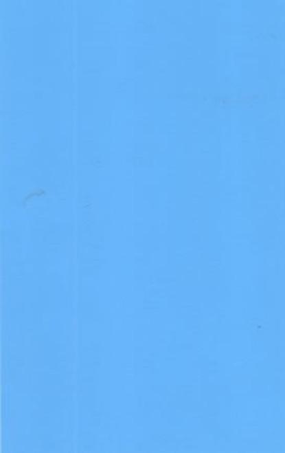 Microscale TF-32 Day Glow Blue Trim Film (d)
