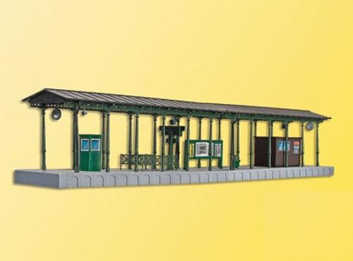 Kibri HO 39566 Station Platform Kit