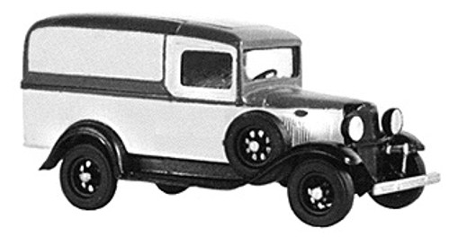 Micro Engineering HO 96-102 Ford Panel Truck Kit