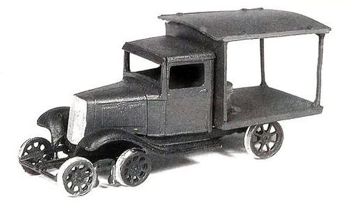 Micro Engineering HOn3 96-111 Rail Truck Kit
