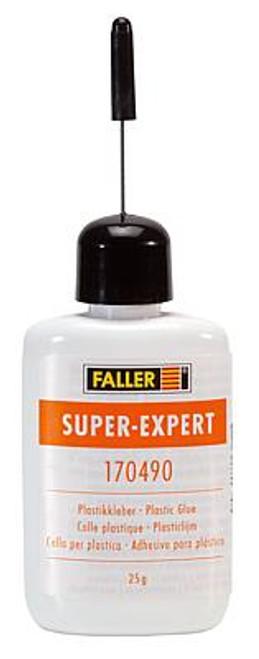Faller 170490 Expert Super Fast Setting Plastic Cement