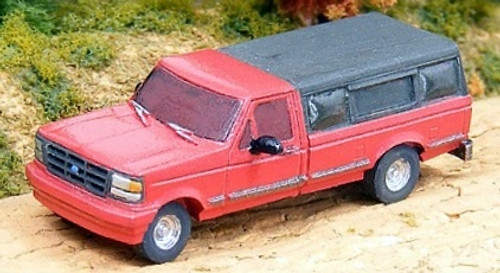 GHQ N 51004 Ford F-150 with Topper Kit