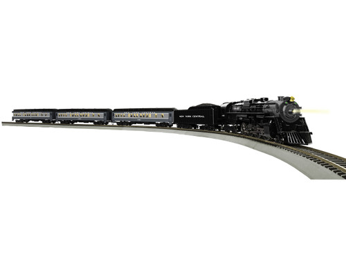 Lionel HO 871811030 New York Central Waterlevel Limited Train Set (Equipped with Bluetooth)